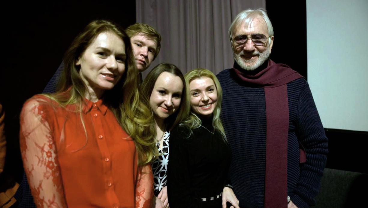 Anna Barsukova, Victor Merezhko #annabarsukova #movie #film