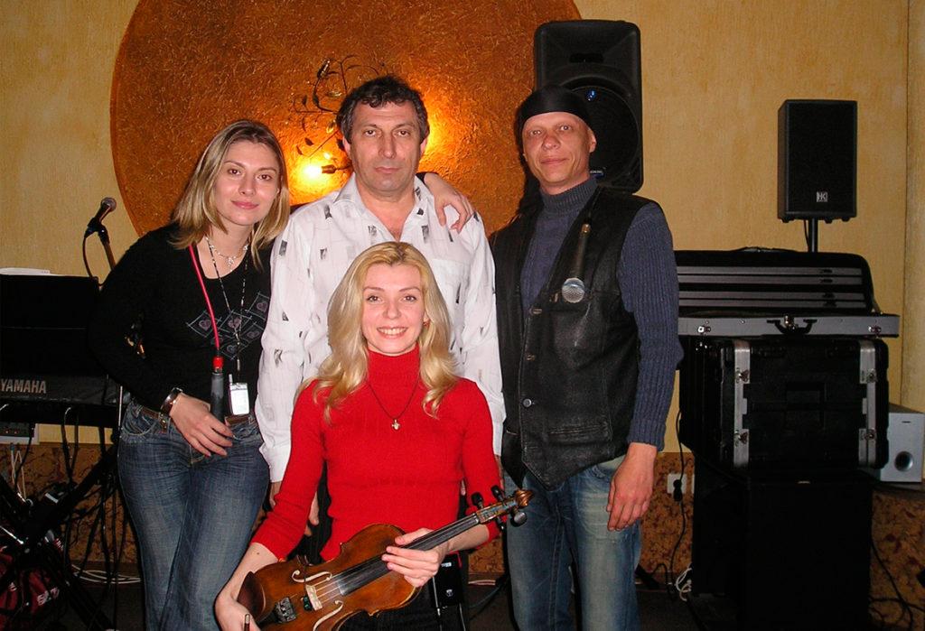 Anna Barsukova violinist #annabarsukova