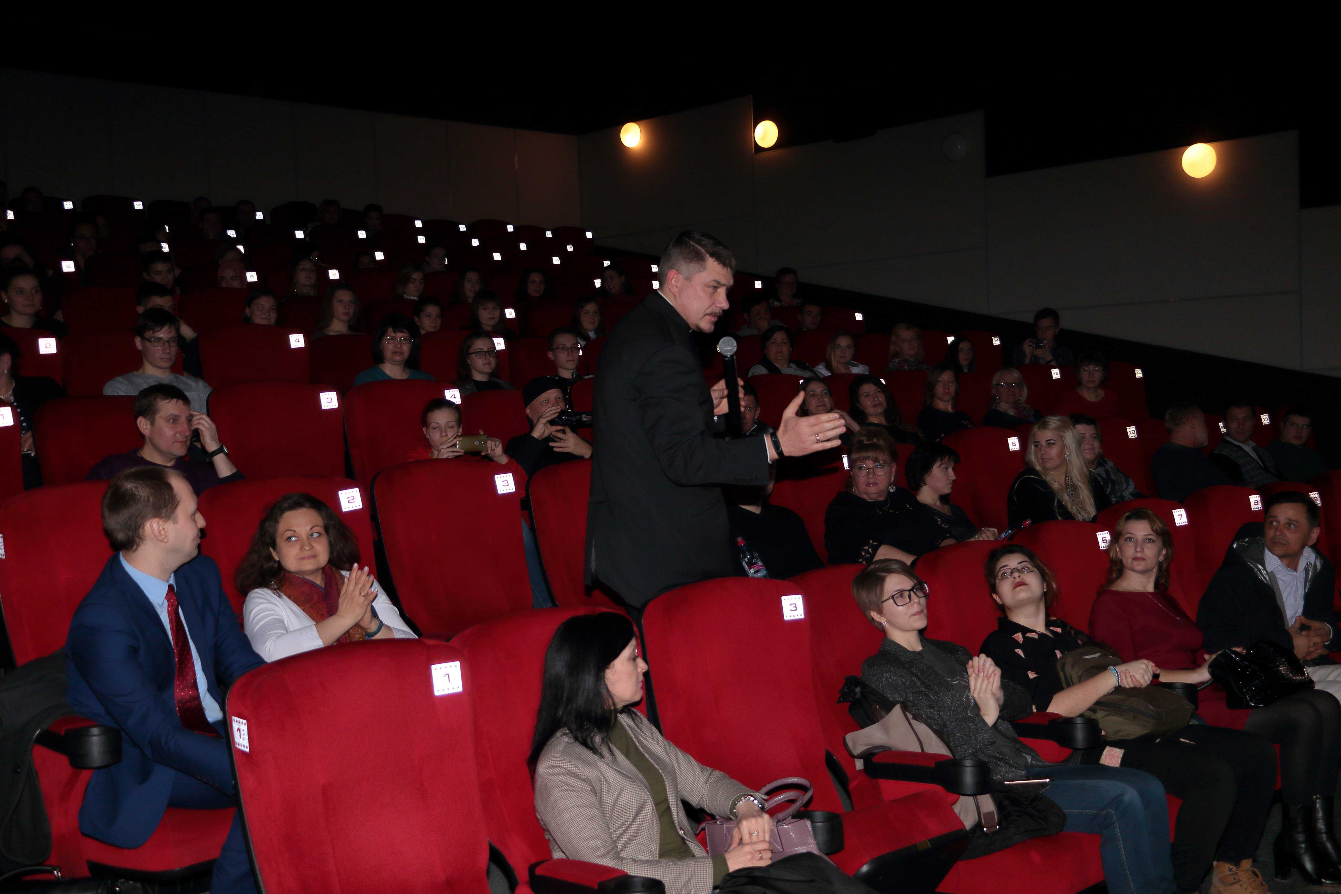 """Preview of the movie """"Voice for the Voiceless""""; Rostov-on-Don"""